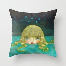 Cassiopeia Throw Pillow