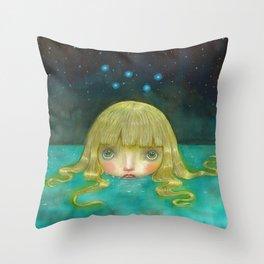 Cassiopeia Throw Pillow