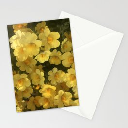 Yellow Minis Stationery Cards