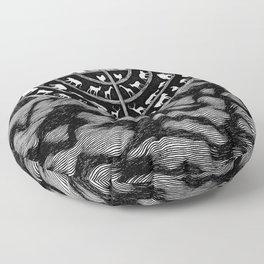 Noah's Ark Floor Pillow