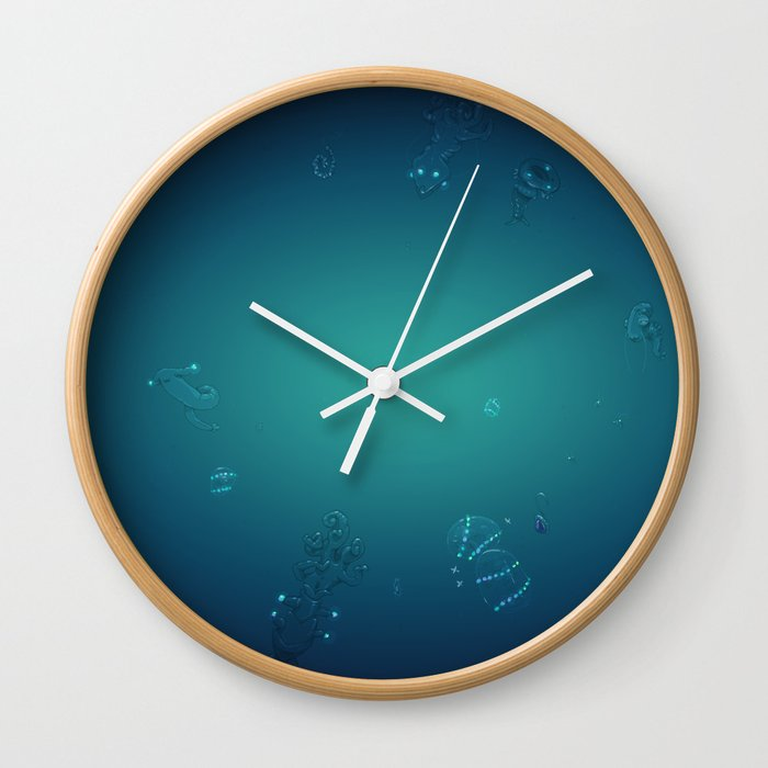 Tinnitus Wall Clock