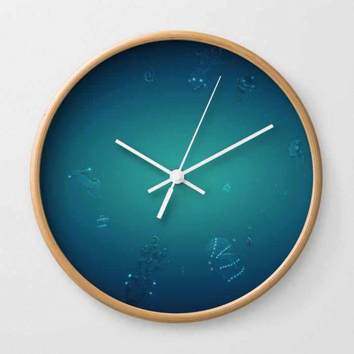 Tinnitus Wall Clock