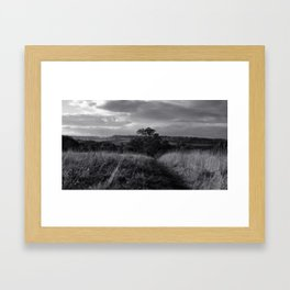 Autumn #02 Framed Art Print
