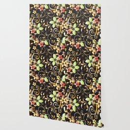 Flowers wall paper 4 Wallpaper