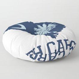 Hunting Island - South Carolina. Floor Pillow
