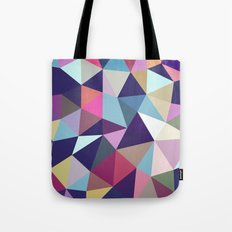 Dark Garden Tris Tote Bag