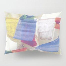 Prayer Flags Pillow Sham