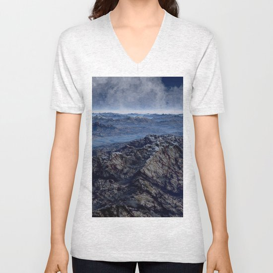 Welcome To Planet X Unisex V-Neck