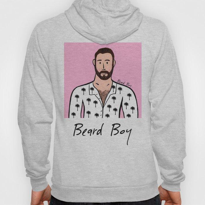 Beard Boy: David Hoody