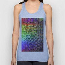 Rainbow Skin 1 Unisex Tank Top