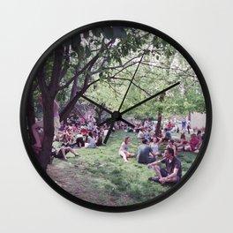 136//365 [v2] Wall Clock