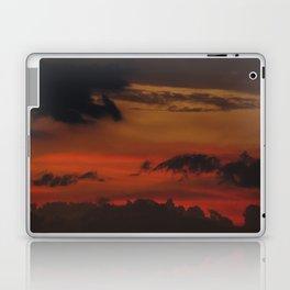 A Sky On Fire - 2 Laptop & iPad Skin