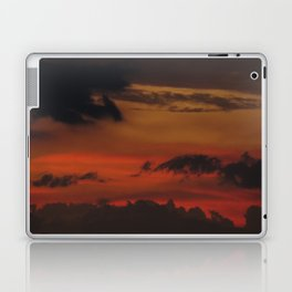 A Sky On Fire - 2 Laptop & iPad Skin