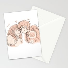 Seven x MC Stationery Cards