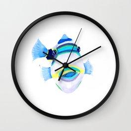 humuhumunukunukuapua'a Wall Clock
