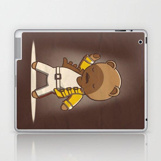 Teddy Mercury Laptop & iPad Skin