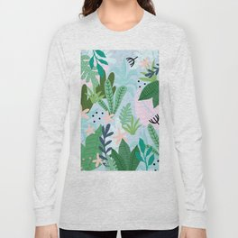 Into the jungle Long Sleeve T-shirt