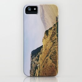 fleetwith pike. honister pass, lake district, uk. iPhone Case