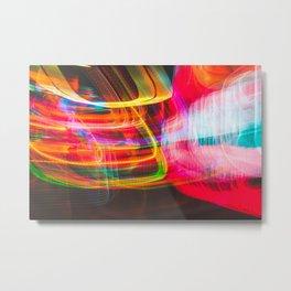 Hyper-Space Metal Print