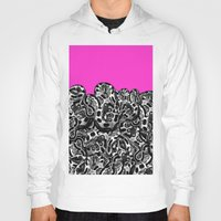 monty python Hoodies featuring Python Pink by Hipsterdirtbag