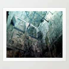 Prison Art Print