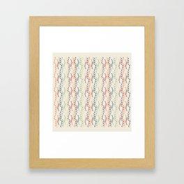 Daytime Algae  Framed Art Print