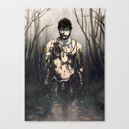 The Wild 01 Canvas Print