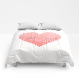 CORAL HEART Comforters