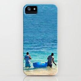 Fiji Days iPhone Case