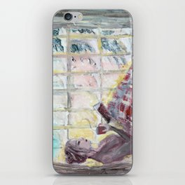 Reading Season:Wintertime iPhone Skin