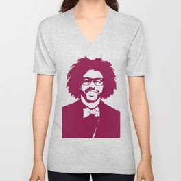 Daveed Diggs (Pink) Unisex V-Neck