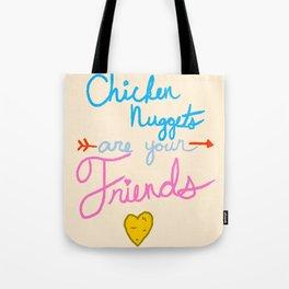 McFriendship Tote Bag