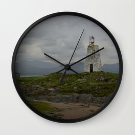 Tŵr Bach Lighthouse Wall Clock
