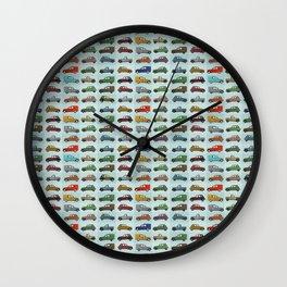 2CV's - more Wall Clock