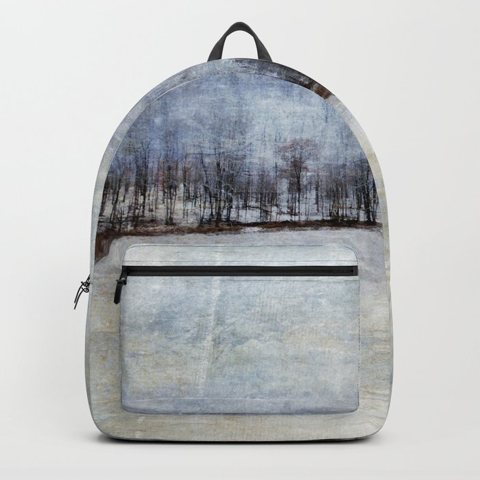 Winter Treeline Backpack