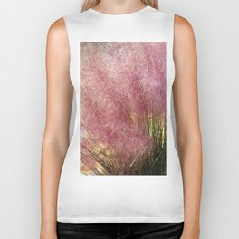 Rosy Purple Biker Tank