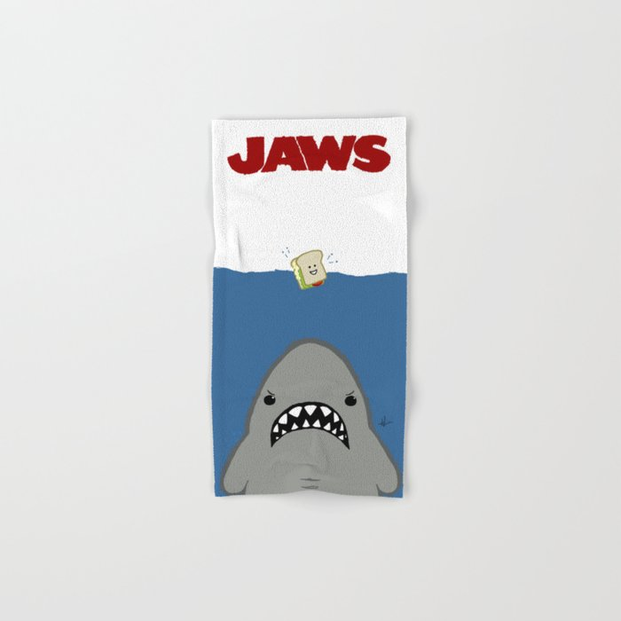 JAWS Hand & Bath Towel