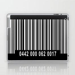 Barcode #1 inverse Laptop & iPad Skin