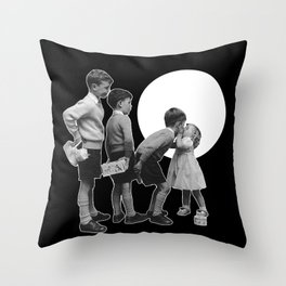 The Bribe Throw Pillow