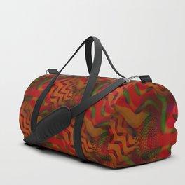 Footprints Duffle Bag