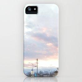 Suburban Carnival iPhone Case