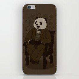 The Alumni Cub iPhone Skin