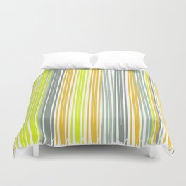 Pumpkins Nuances Duvet Cover
