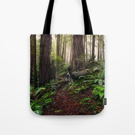 Forest of the Giants Tote Bag
