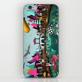 Chinesse Bridge  iPhone Skin