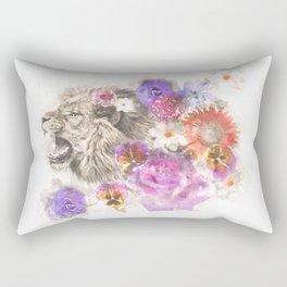 Lion Spirit Rectangular Pillow