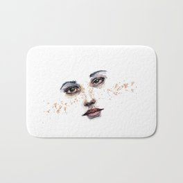 Freckle Bath Mat