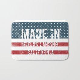 Made in Fields Landing, California Bath Mat
