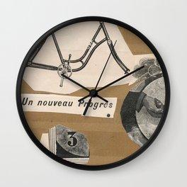 been 8 Wall Clock