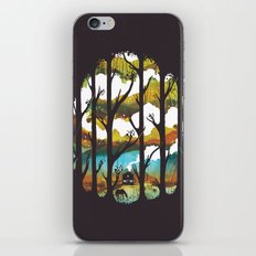 A Magical Place iPhone & iPod Skin